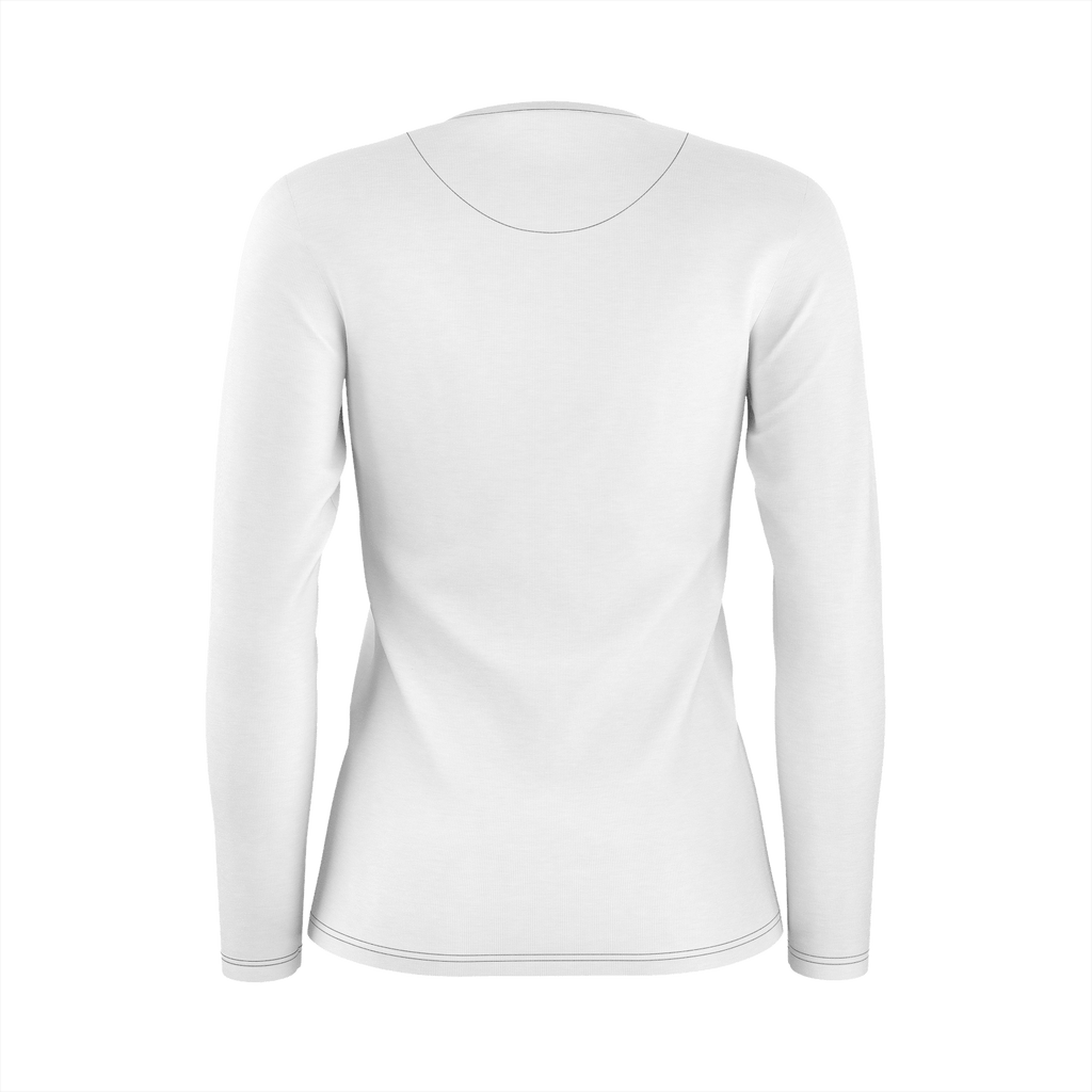 KMFL Long Sleeve Women (White)