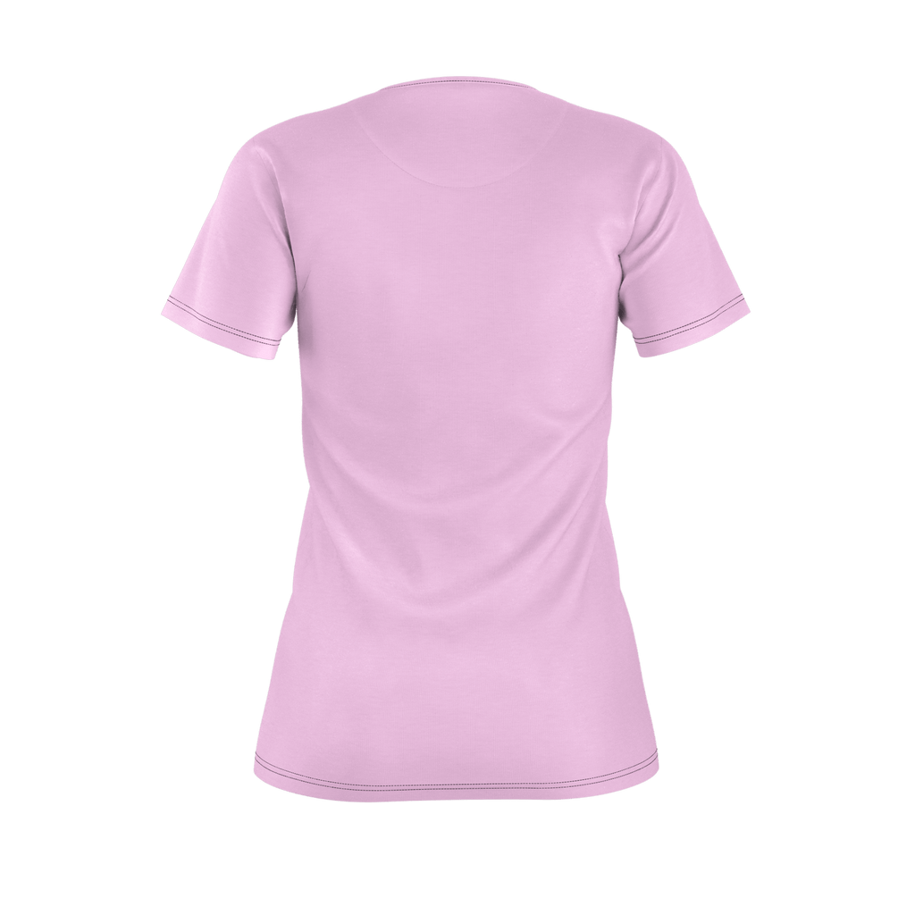 Ambition is my Ammunition | Pink Woman's T-Shirt