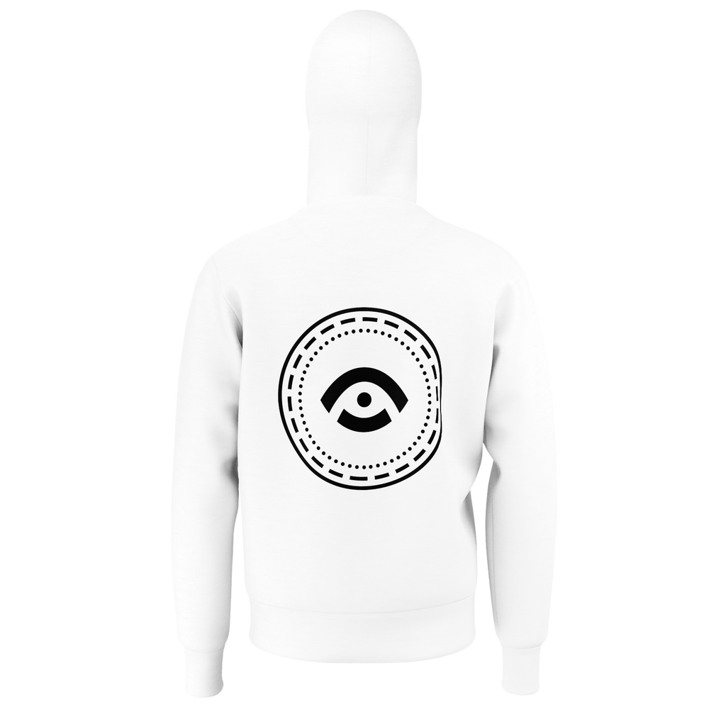 ProvisionEDM Circle Eye Logo (Front & Back)