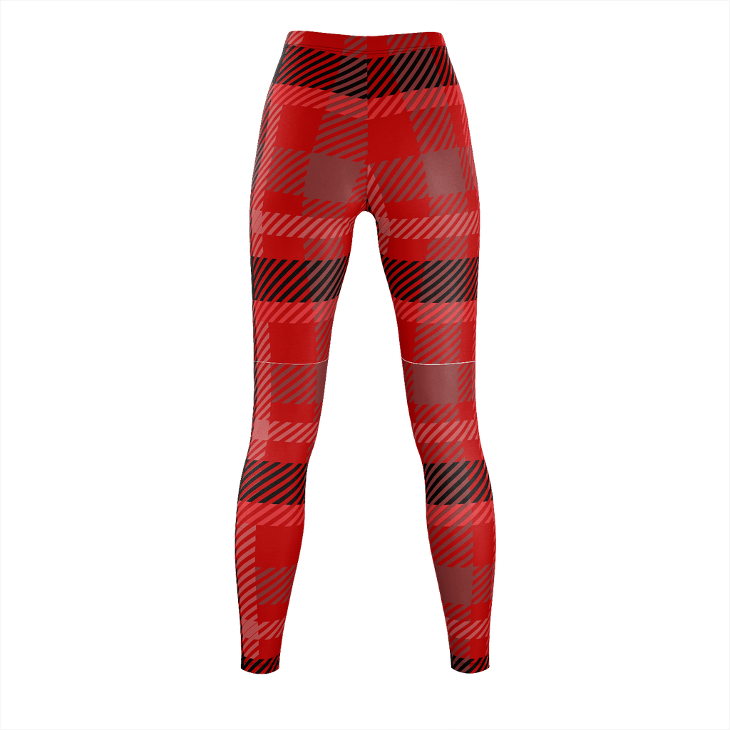 Red And Black Plaid Flannel