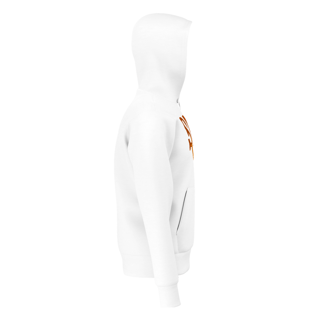Spare Sweatshirt (Halloween theme white)