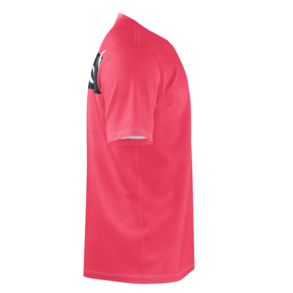Team Moose Banner Shirt - Release 001 Pink