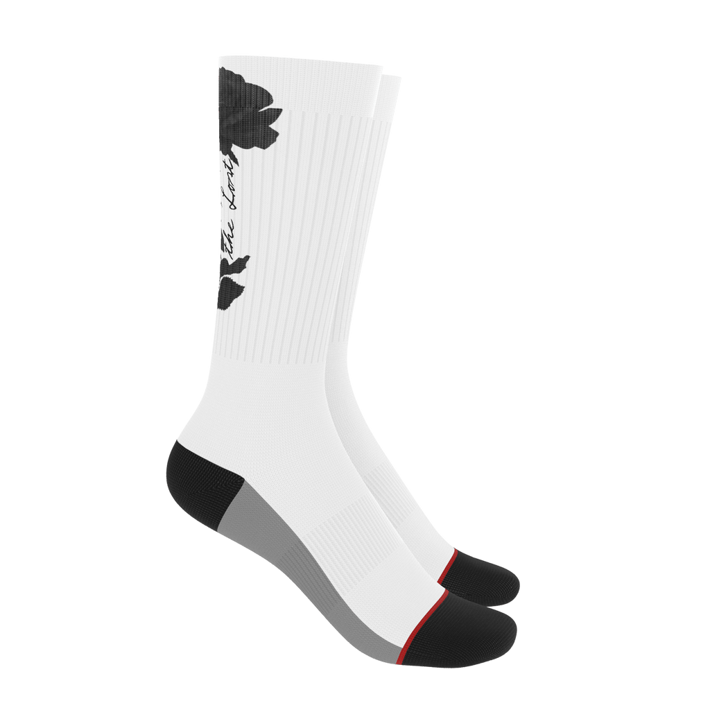 Remember the Lost Socks (White)