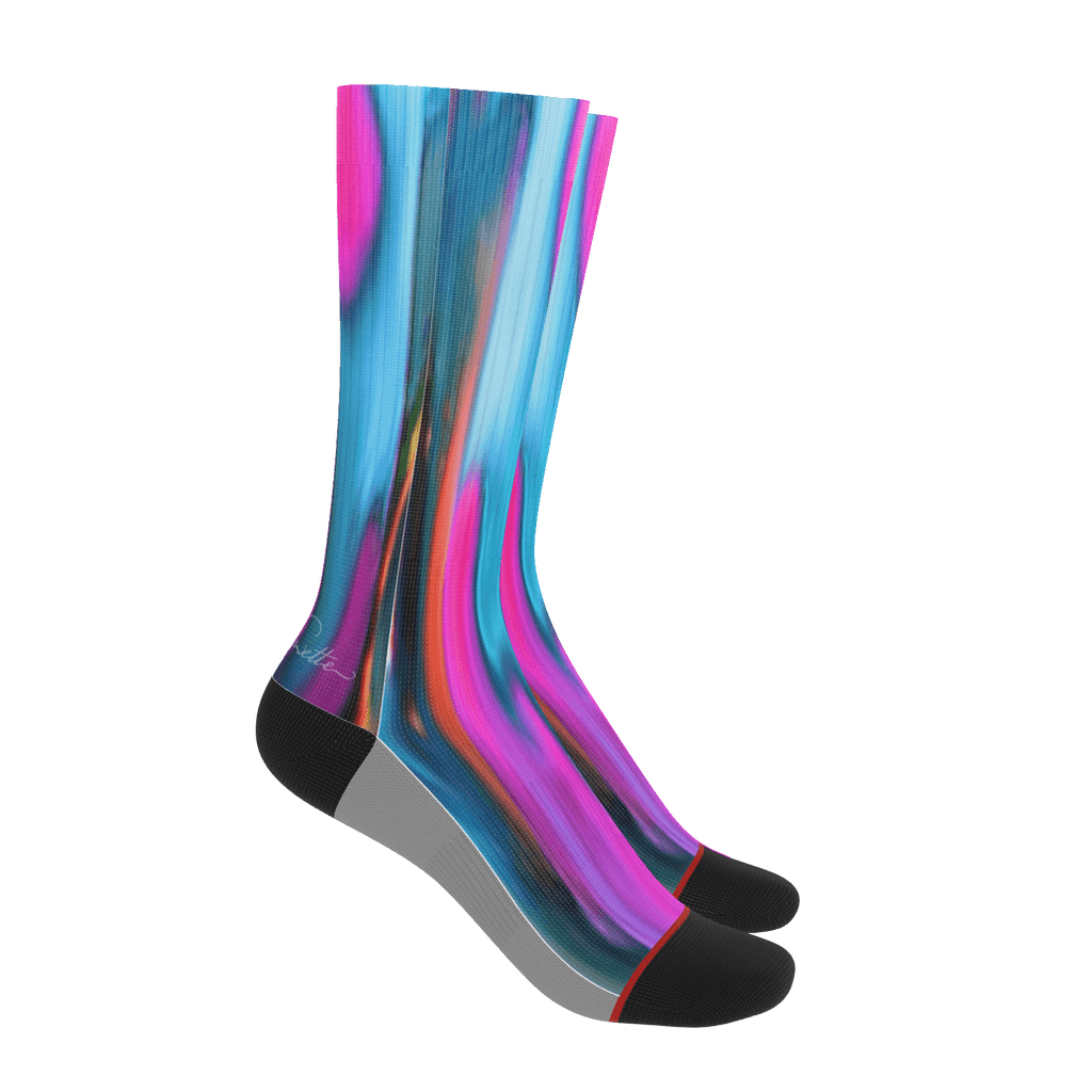 Socks - Purple camo