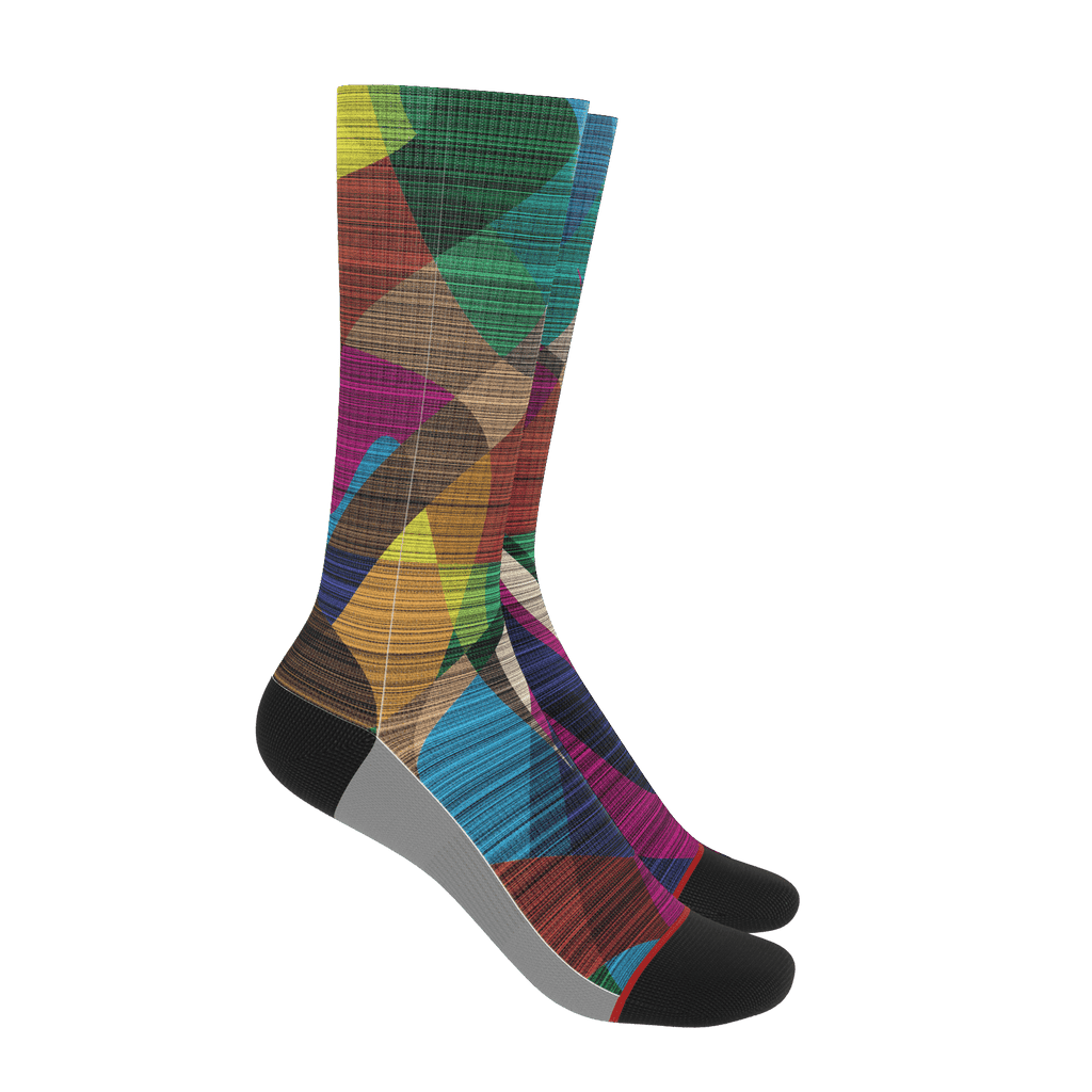 Spectrum (G Horizontal) Socks