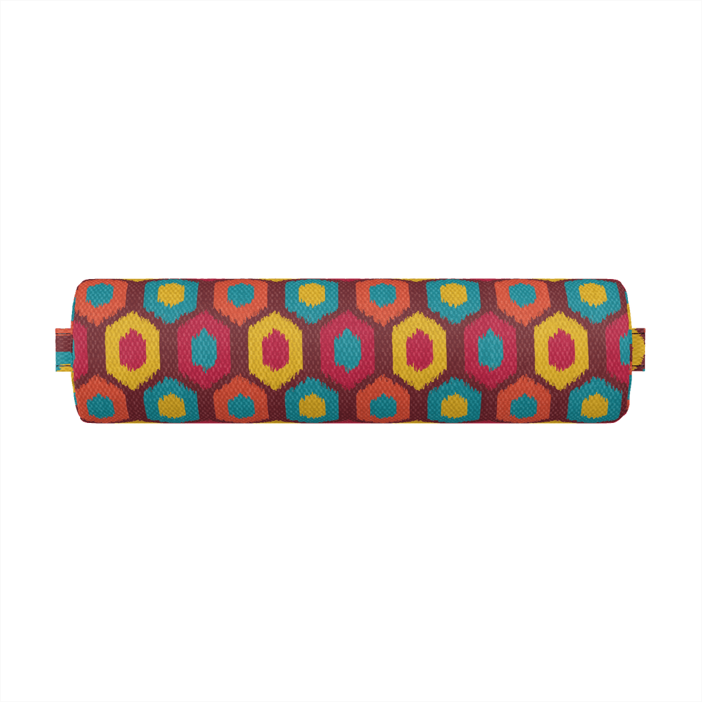 Bohemian Ikat Pencil Case