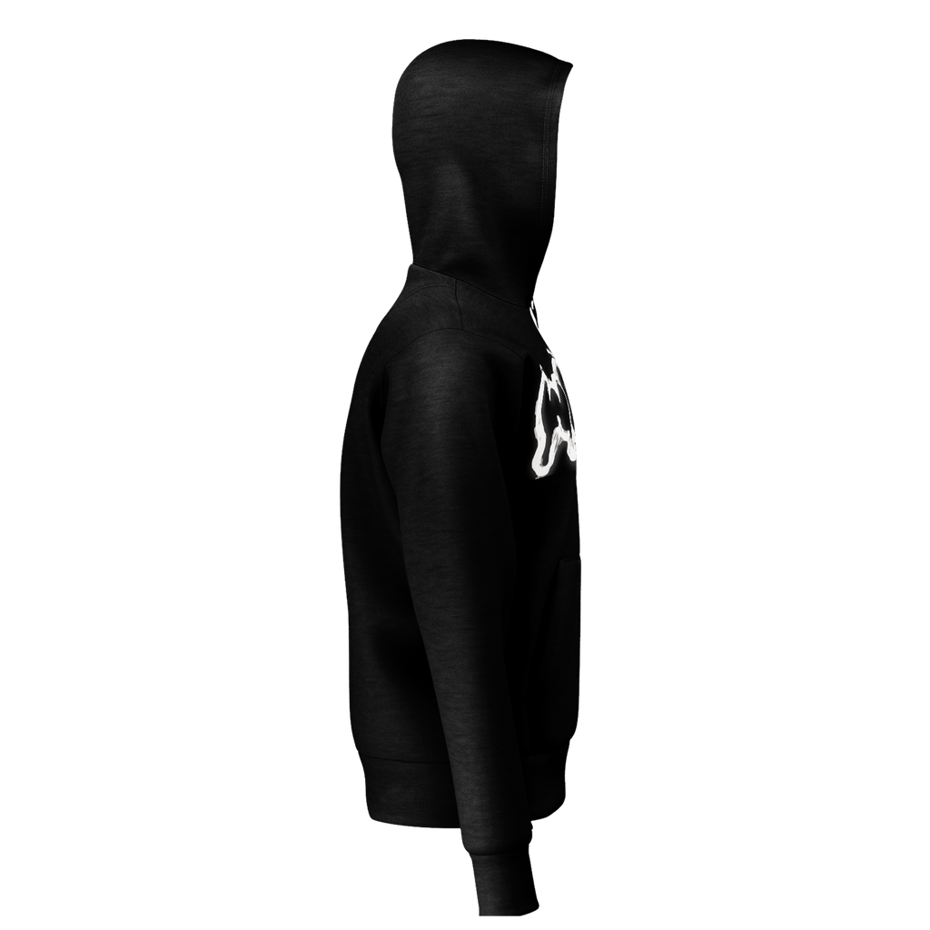 Wrench Mens Black Hoodie