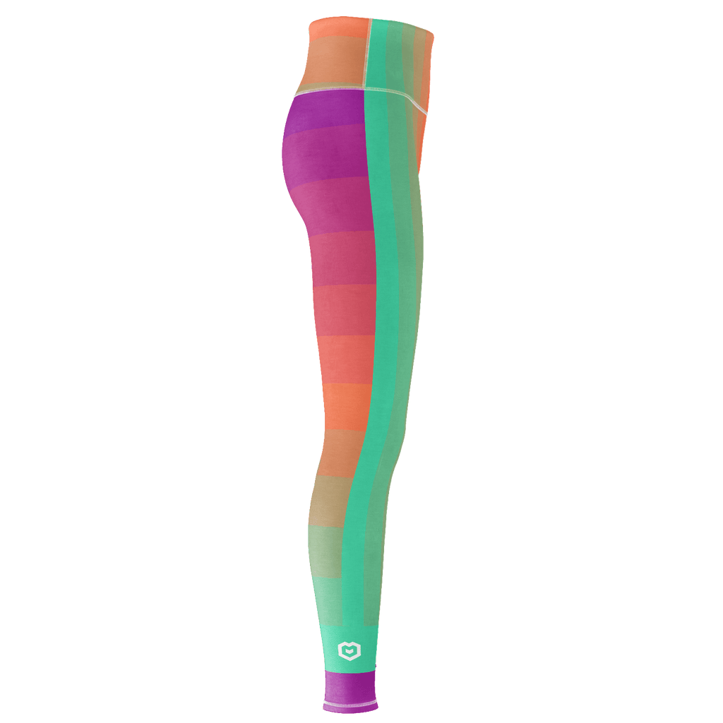 Enjoy Color Yoga Pants
