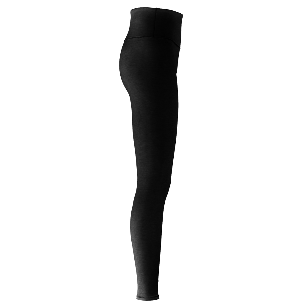 #Art Yoga Pants (Black)