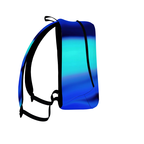 Computer Backpac - Turquoise