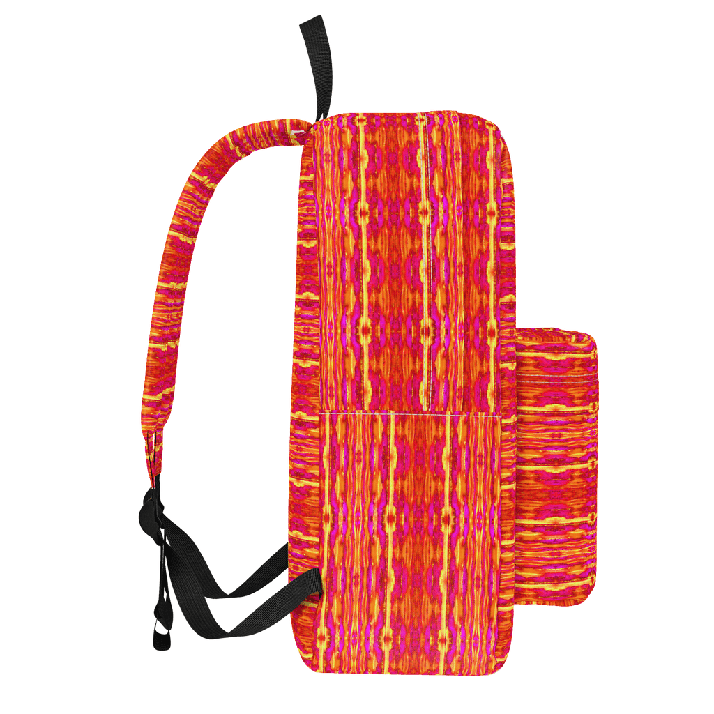 Red Tides Classic Backpack