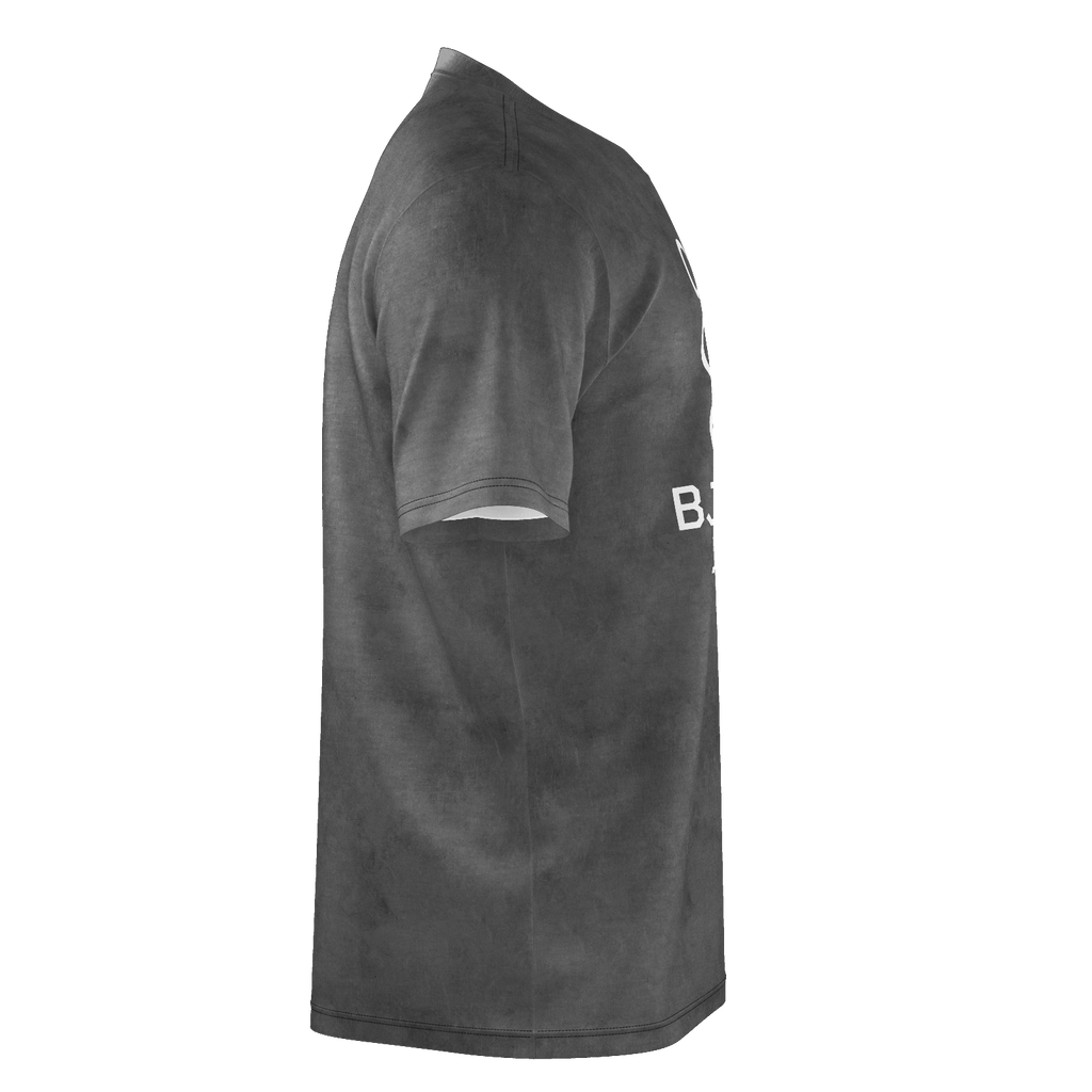 Men's grey logo shirt - jersey