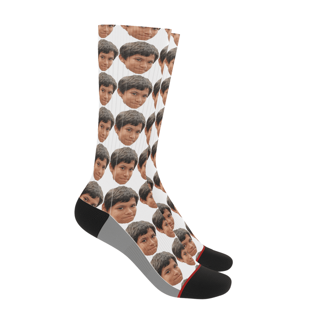Small Asian Boy Socks