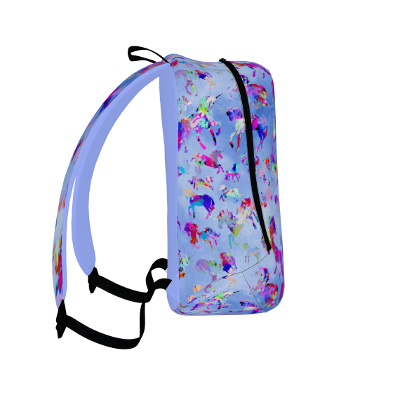 Watercolor Unicorn Backpack