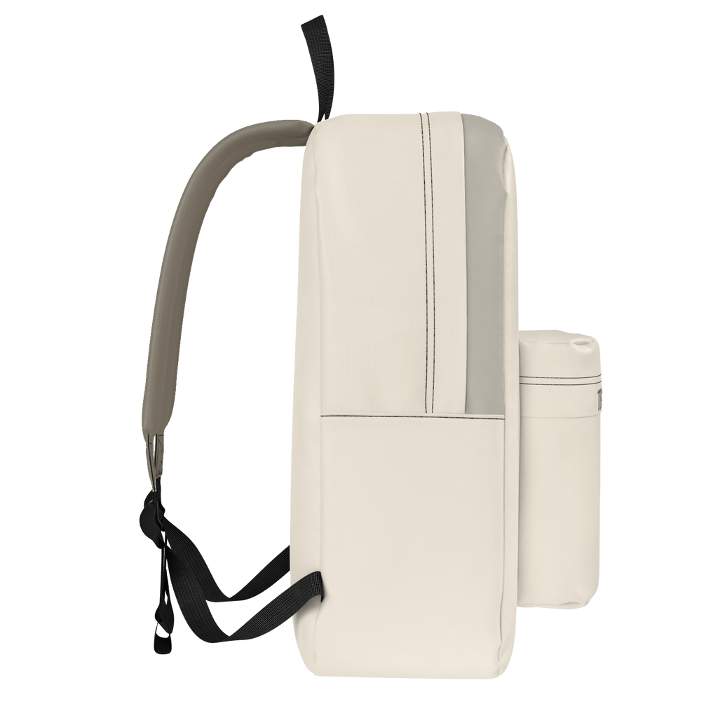 Traveling Worlds Backpack (Beige)
