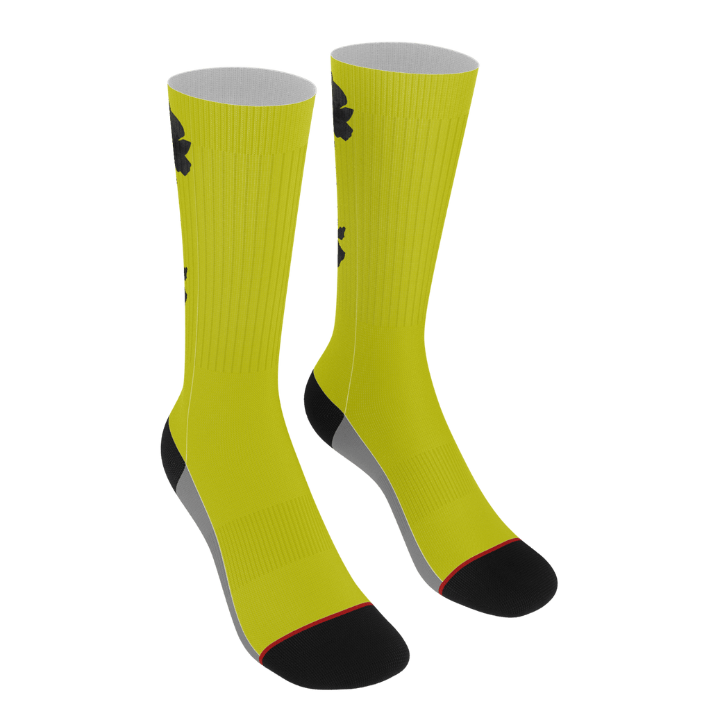Remember the Lost Socks (Mustard)