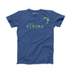 Men's Kiting T-Shirt, Blue