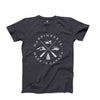 Youth Crest T-Shirt, Vintage Black