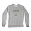 Women's Savasana Crew Sweatshirt, Heather Grey