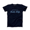 Men's Lake Life T-Shirt, Navy