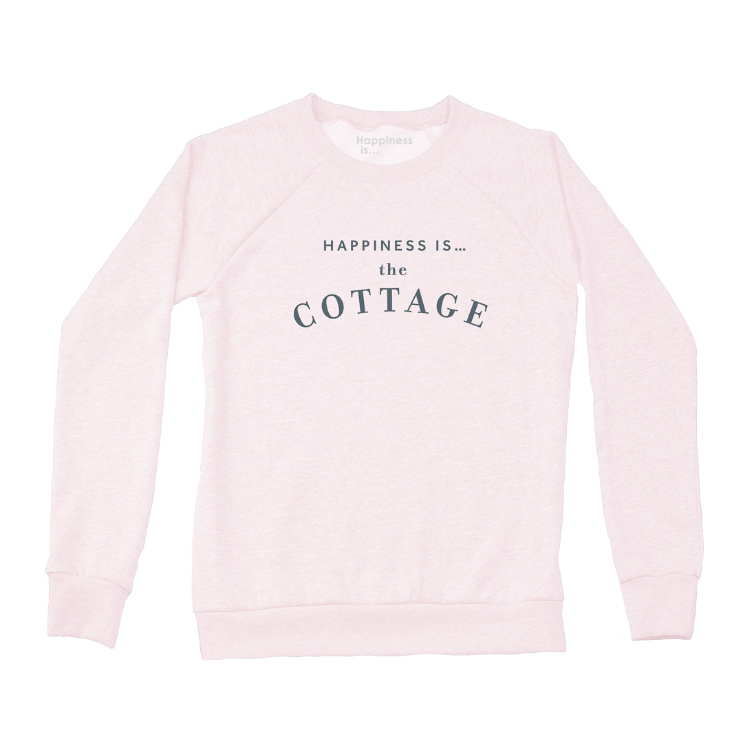Women's Cottage Crew, Ballet Pink