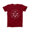 Youth Crest T-Shirt, Canada Red