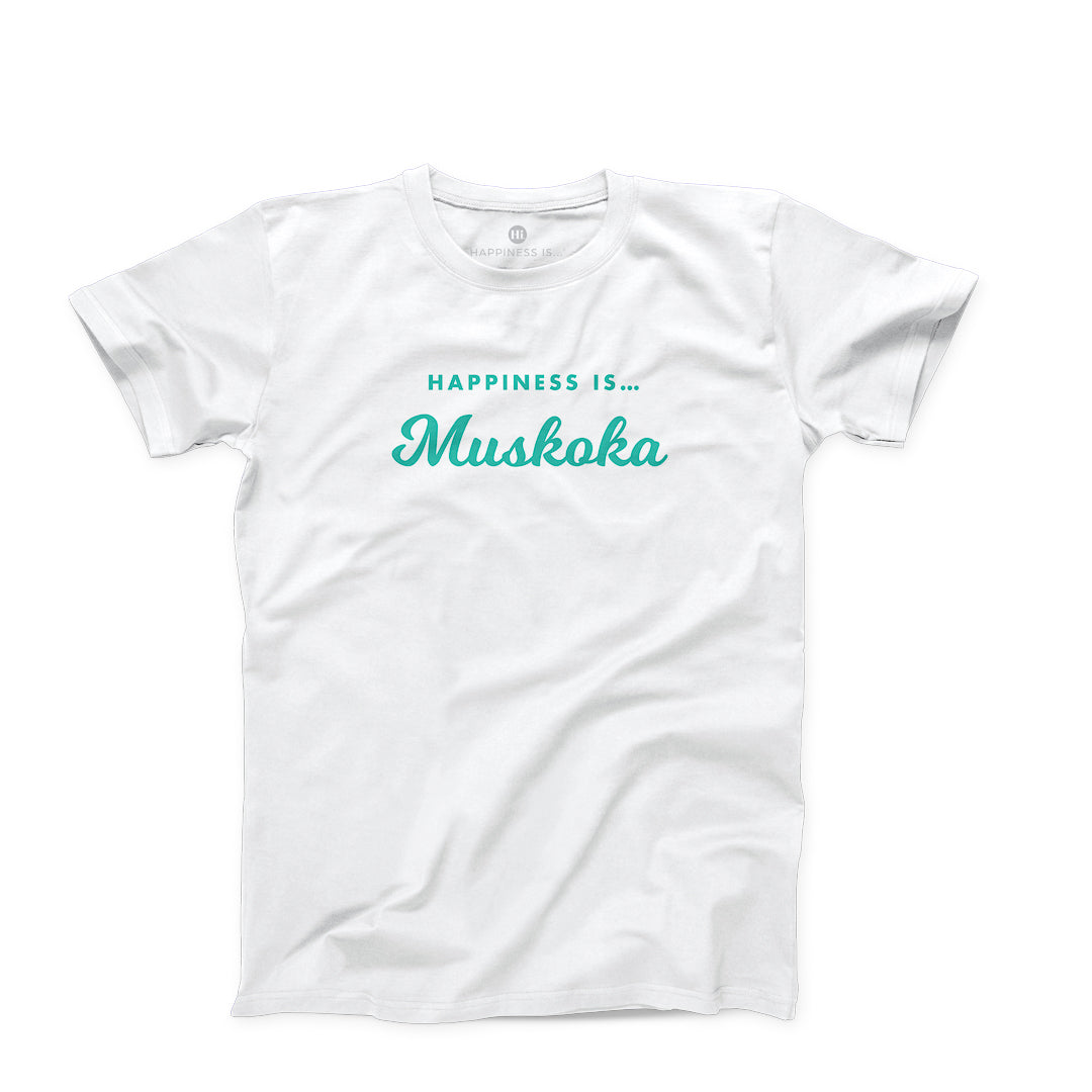 Men's Muskoka T-Shirt, White