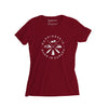 Women's Crest T-Shirt, Canada Red