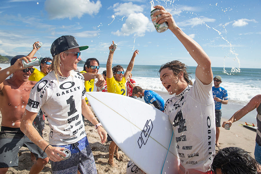 Surf Ride Wins The Oakley Surf Shop Challenge National Title