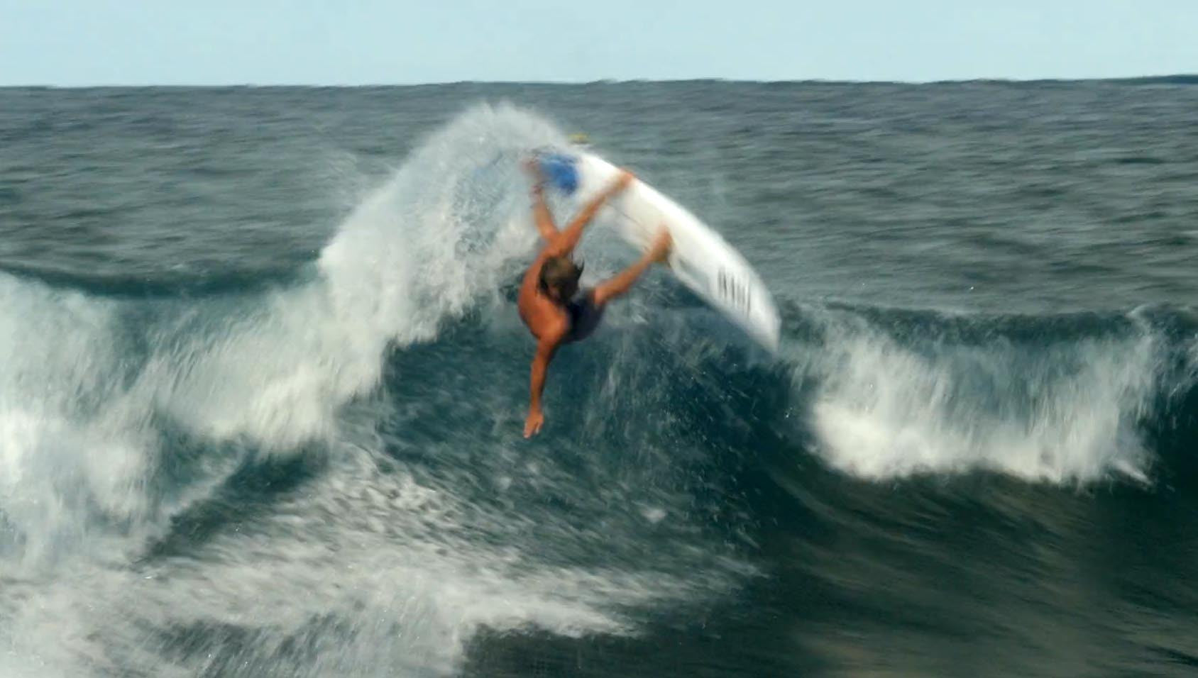Clay Marzo Flying High In Maui