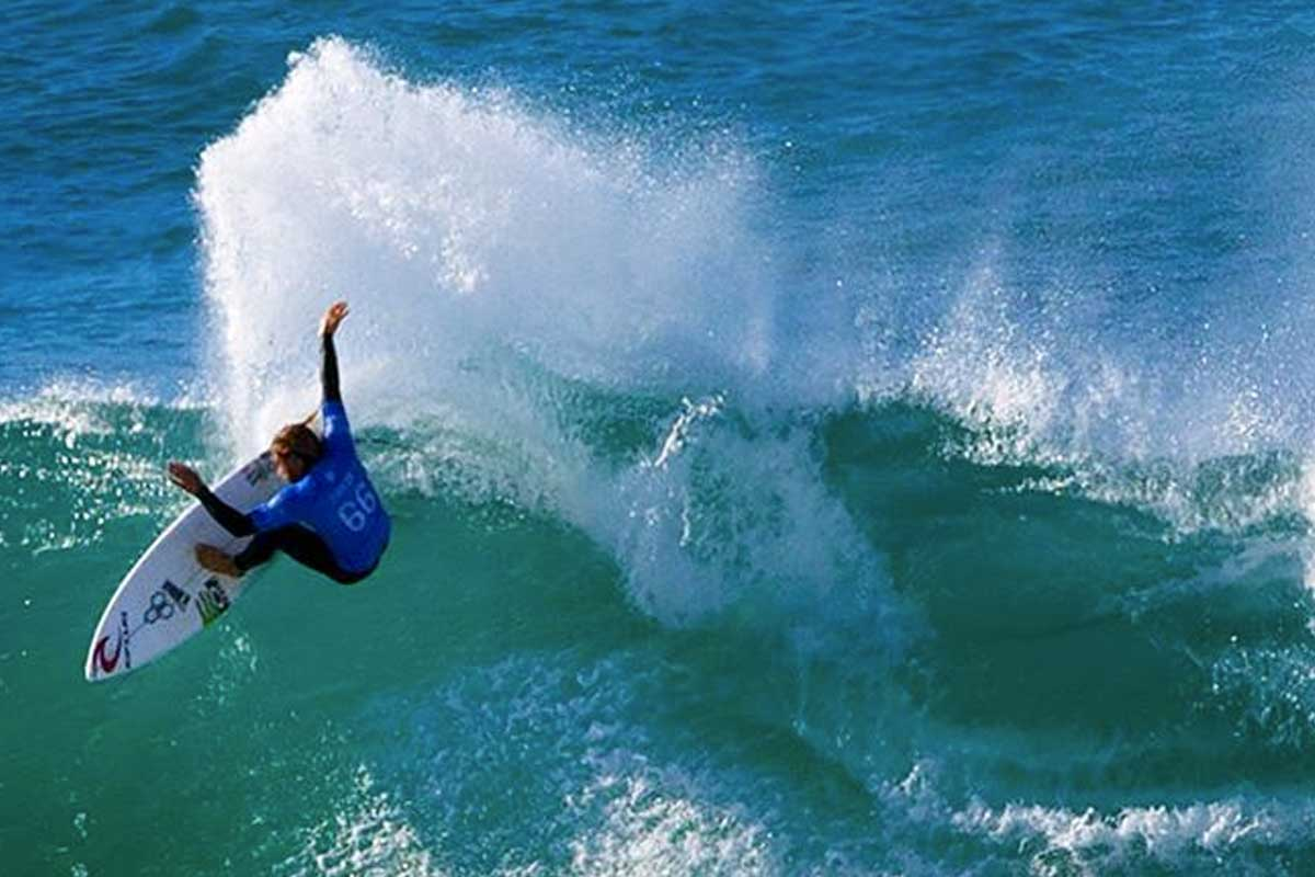 Win A Trip For Two To The Hurley Pro