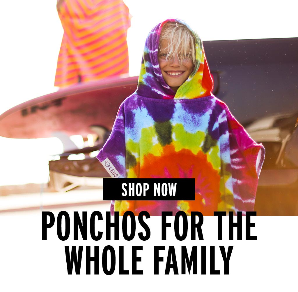 LEUS Holiday Gift Guide: Ponchos For The Entire Family!