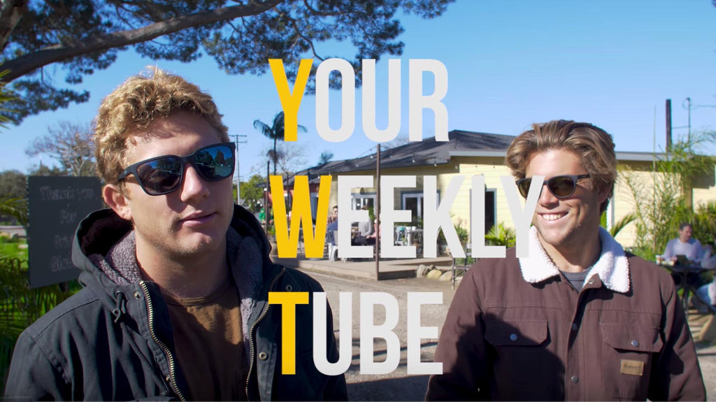Your Weekly Tube With Conner and Parker Coffin