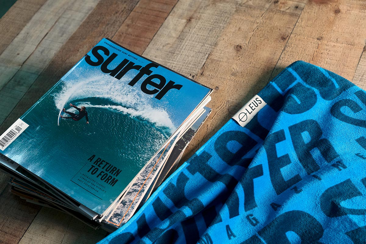 SURFER Magazine Signature Towel