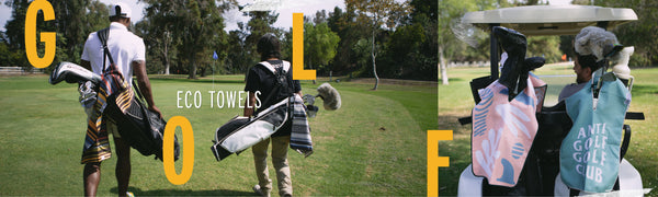 Leus Golf Towels