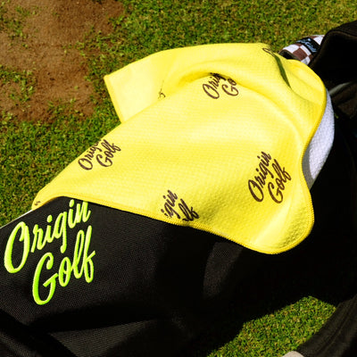 Origin Golf x LEUS - LEUS Towels
