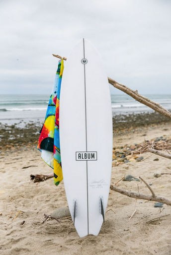 Album Surfboards x Leus Beach Towel