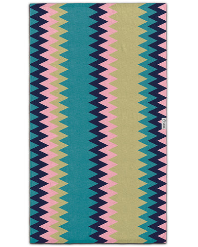 Caravan XL Beach Towel - LEUS Towels