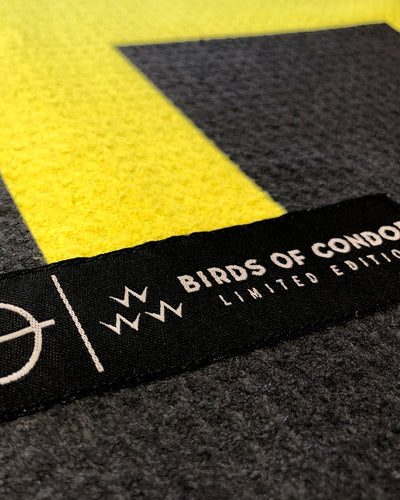 Birds of Condor x LEUS Golf Towel - LEUS Towels