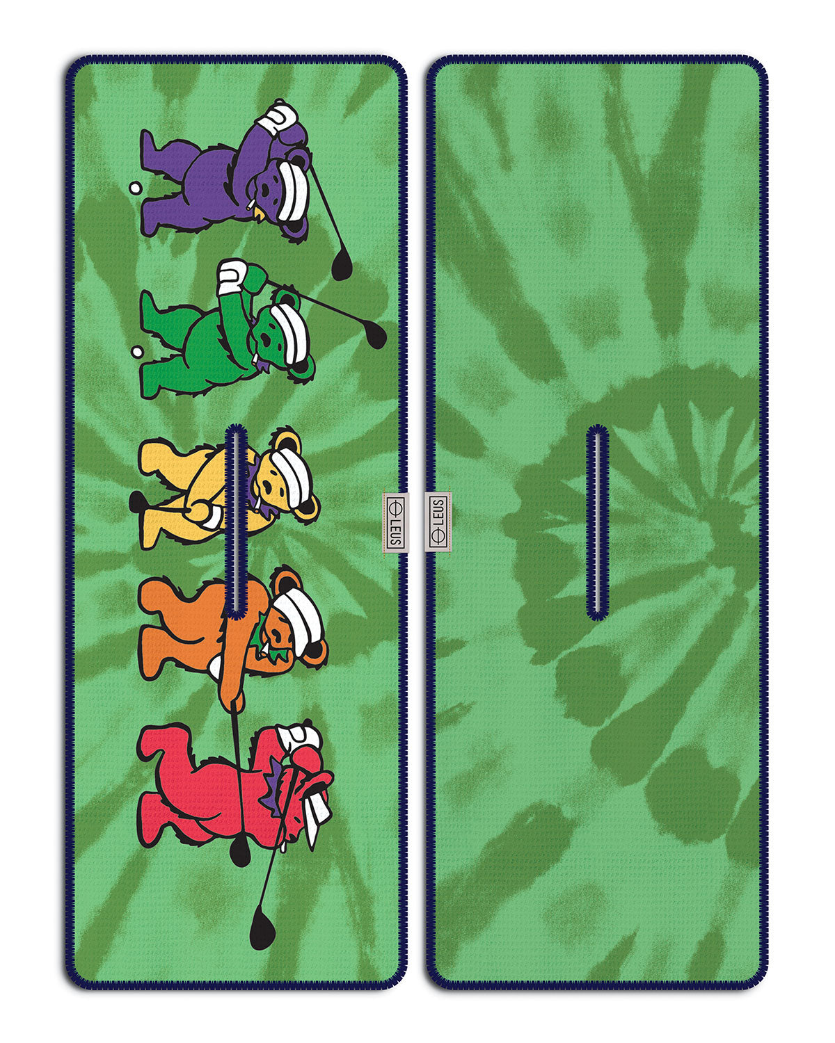 Slackertide Golf Towel