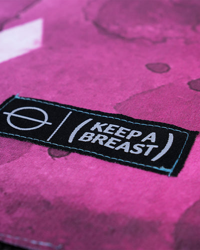 Keep a Breast Gym Towel - LEUS Towels