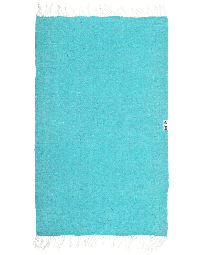 Falsa Seafoam Blanket - LEUS Towels
