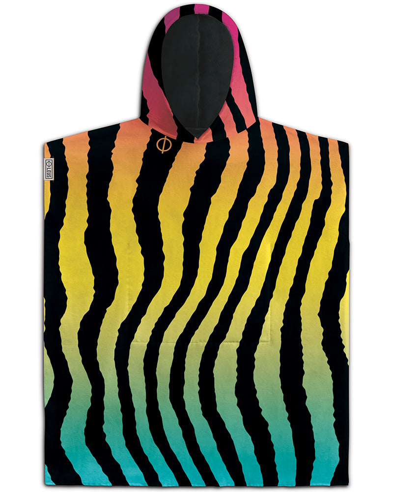 Tiger Changing Poncho - LEUS Towels