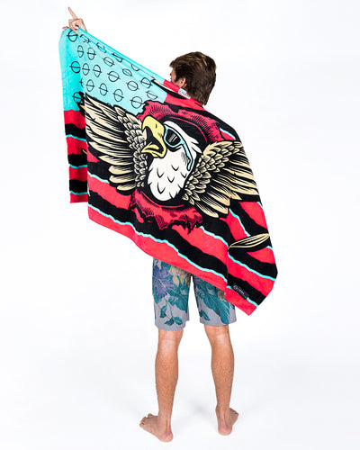 Freebird - LEUS Towels