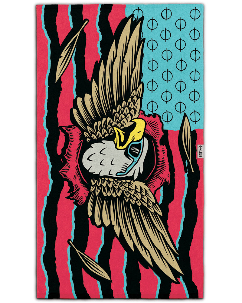 Freebird Beach Towel