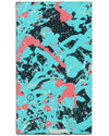 Splatter Beach Towel - LEUS Towels
