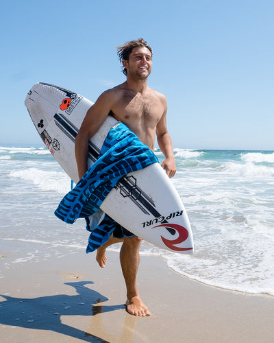 Surfer Magazine x LEUS Beach Towel - LEUS Towels