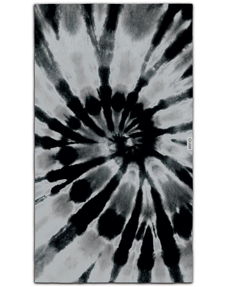 Tie Dye Beach Towel - LEUS Towels