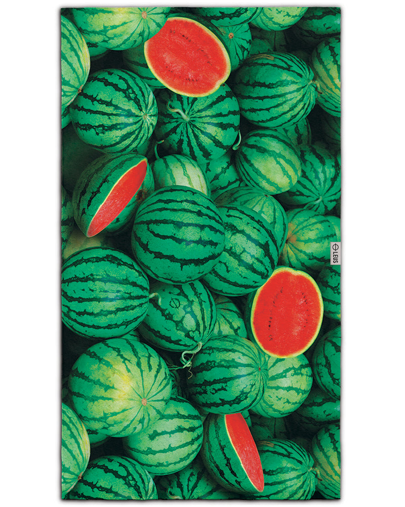 Watermelon Wonderland Beach Towel