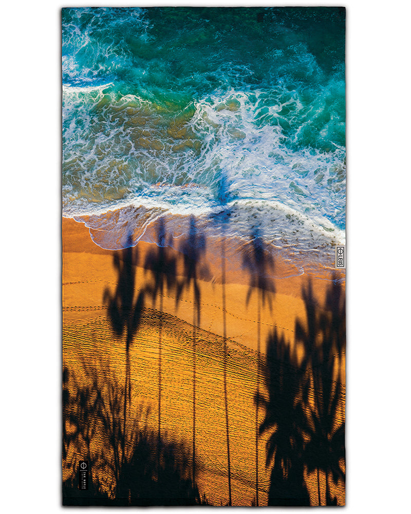 Zak Noyle x Leus Beach Towel - LEUS Towels